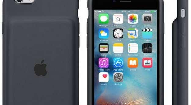 Apple sort une coque batterie pour iPhone 6S qui offre plus de 20h d'autonomie
