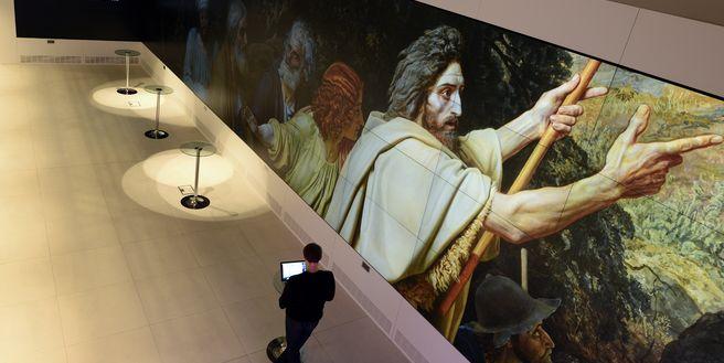 Une application pour visiter des musées grâce à son smartphone
