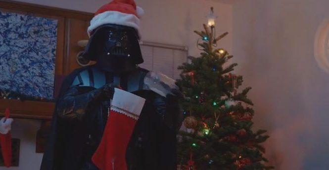 Si Dark Vador était en fin de compte le véritable Père Noël