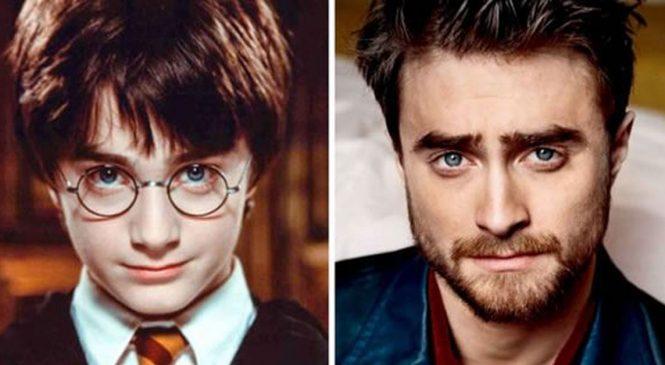Voici à quoi ressemblent les acteurs de Harry Potter 14 ans après la sortie du premier film