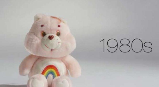 L'évolution des jouets de 1930 à 2015