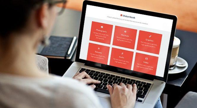 Makerbook.net : Trouver facilement des ressources gratuites