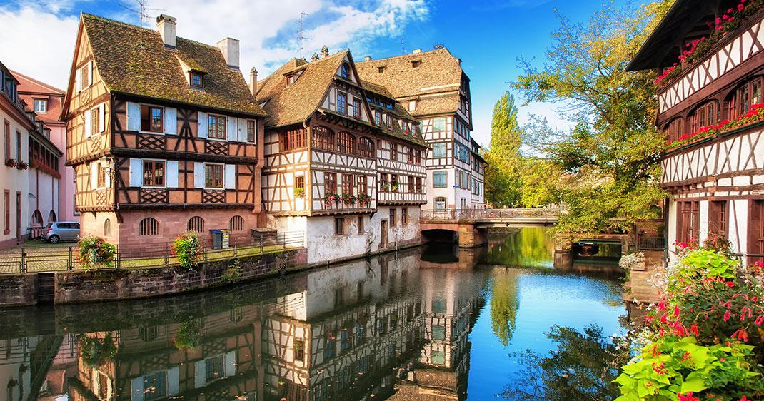 Strasbourg est bien la ville la plus belle de france avec son patrimoine arch - La plus belle villa de france ...