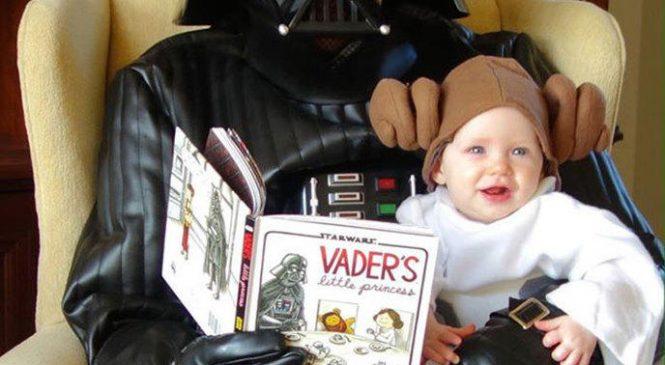 Mark Zuckerberg déguise sa fille en Jedi et inspire les internautes
