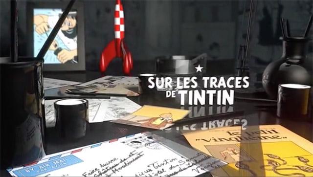Des épisodes de Tintin sont disponibles gratuitement en streaming
