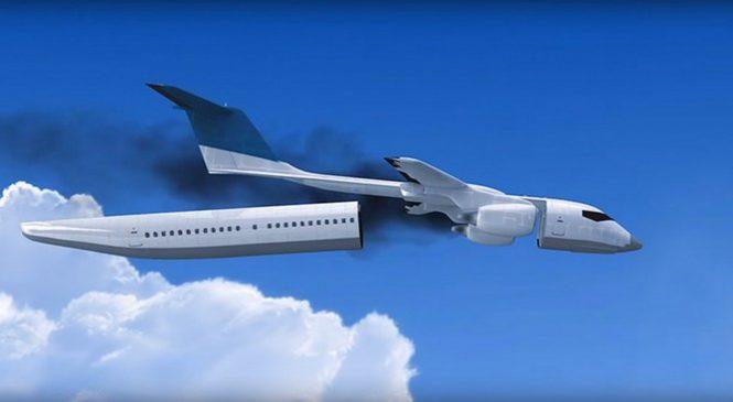 0 mort dans un crash d'avion ? c'est bientôt possible !