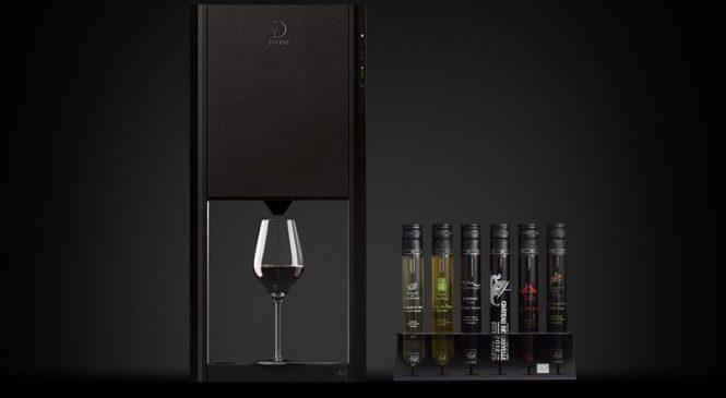 D-Vine, la «Nespresso» du vin qui permet un service au verre