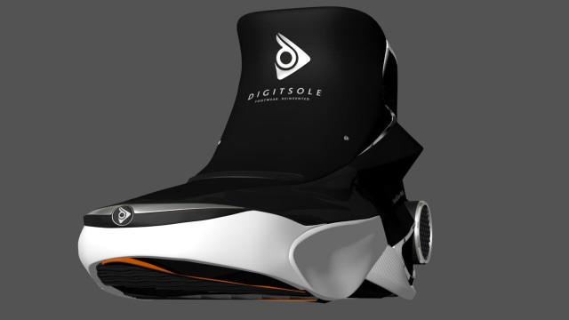 Digitsole dévoile Smartshoe, sa chaussure connectée avec laçage automatique