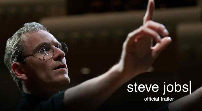 Bande annonce du film sur la vie grandiose de Steve Jobs (VF)