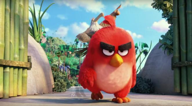 La bande-annonce géniale du film d'animation Angry Birds