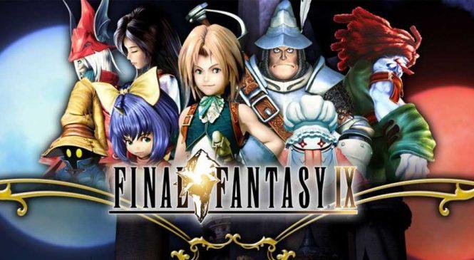 Final Fantasy IX débarque sur IOS et Android