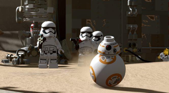 LEGO Star Wars – Le Réveil de la Force se dévoile dans une bande annonce