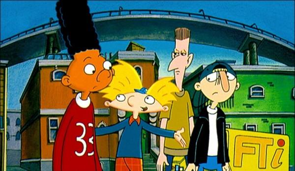 Fabulous Top 10 des dessins animés des années 90 qui ont fait notre enfance DV34