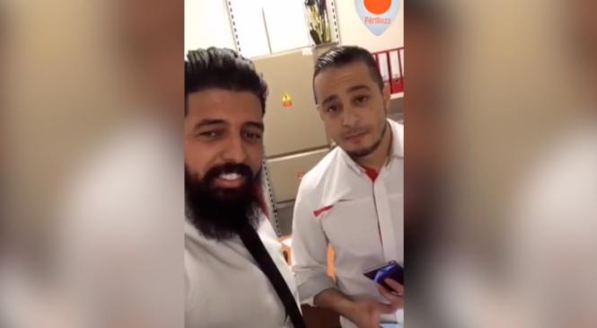 Un employé de SFR casse le téléphone d'un client pour se venger (Vidéo)