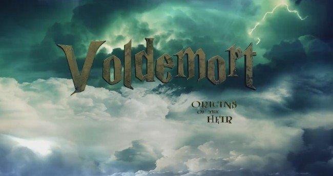 Harry Potter : Bande annonce du film sur les origines de Voldemort !