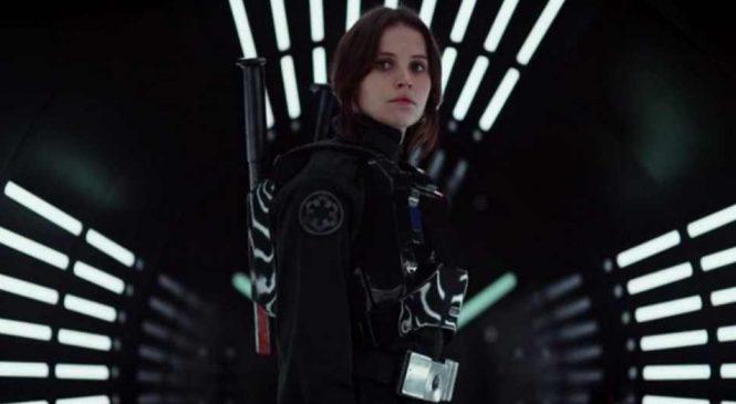 Star Wars Rogue One : La première bande annonce enfin dévoilée