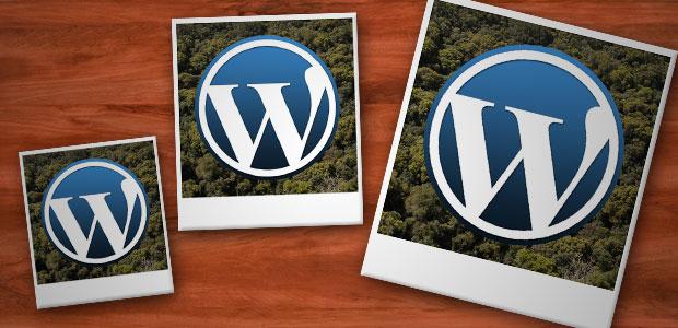 Un Widget Worpress fabuleux pour ajouter des articles avec des images