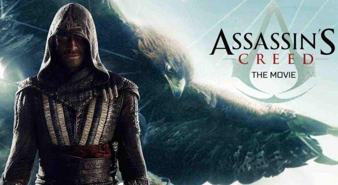 La bande-annonce tant attendue du film Assassin's Creed