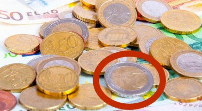 Si vous remarquez ça sur votre pièce de 2 euros, c'est qu'elle en vaut 600 !