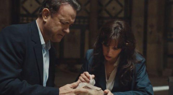 Inferno :  La bande-annonce de la suite de Da Vinci Code et Anges & Démons