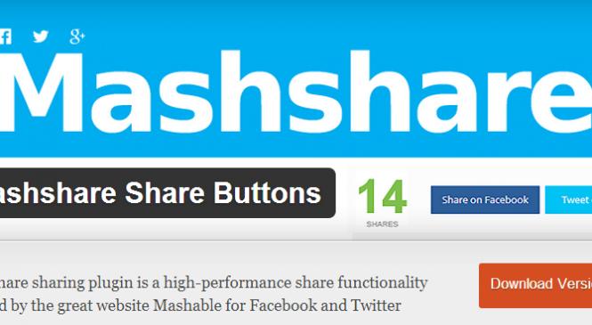 Ajouter des boutons de partage avec un compteur sur WordPress