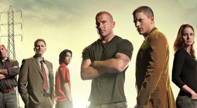 Prison Break revient sur nos écrans pour une saison 5 exceptionnelle