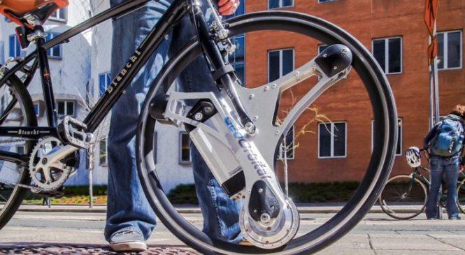 Voici L'invention Qui Transforme Un Vieux Vélo En Un Moyen Rapide Et Pratique