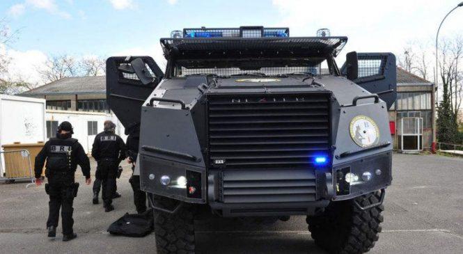 Titus, la nouvelle machine de guerre de la police française