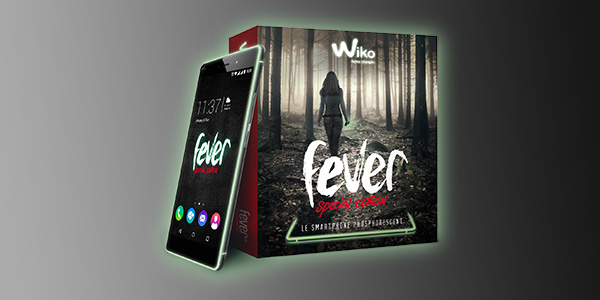 [CONCOURS] Gagne ton smartphone Wiko Fever Spécial Edition !