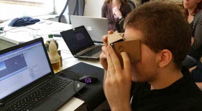Google Cardboard : Un casque de réalité virtuelle à petit prix