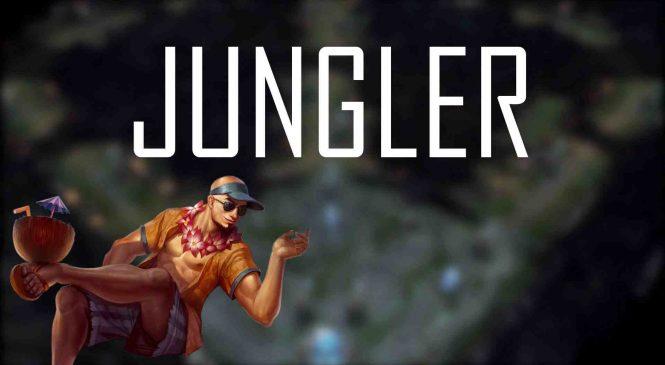 Liste des champions les plus faciles à jouer en jungle