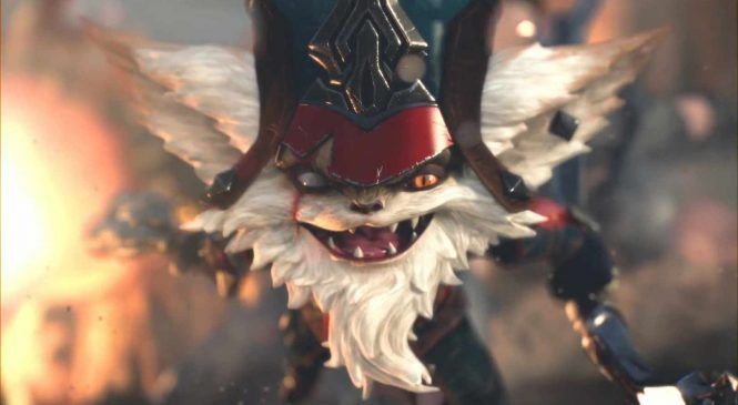 Kled : Le nouveau champion de League of Legends