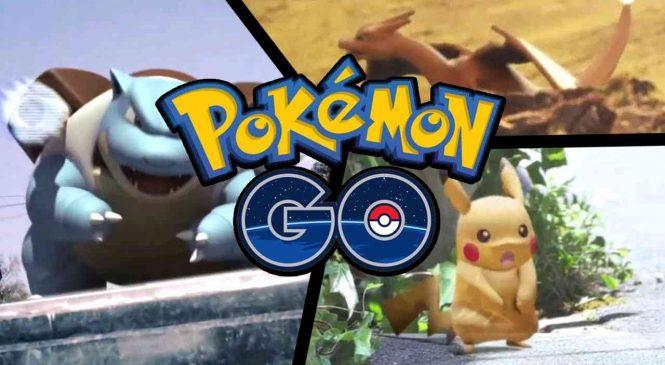 Pokémon Go : Le jeu est enfin disponible officiellement