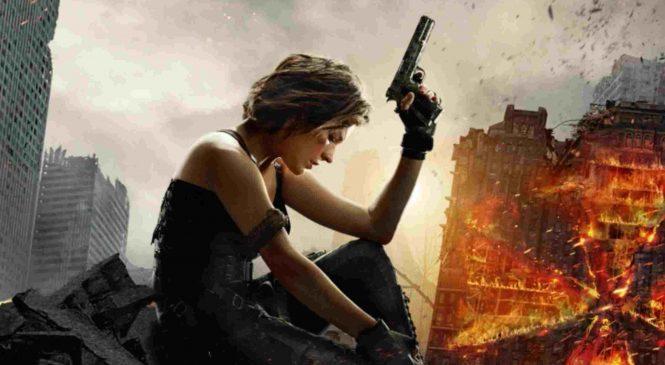 Resident Evil : La Bande-annonce du chapitre final