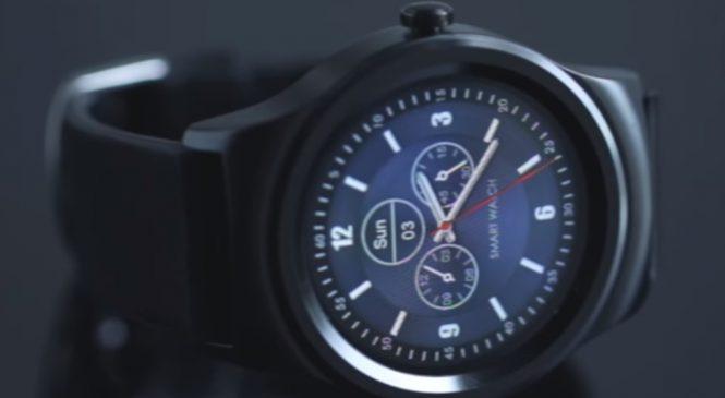 SMA-R : Une Smartwatch design à un prix abordable