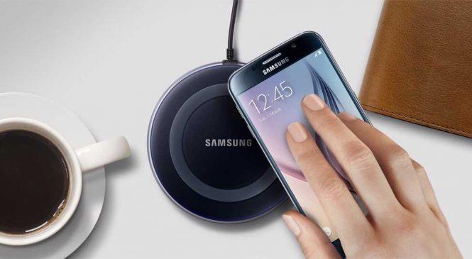 Chargez votre smartphone Samsung sans aucun fil grâce à l'induction magnétique