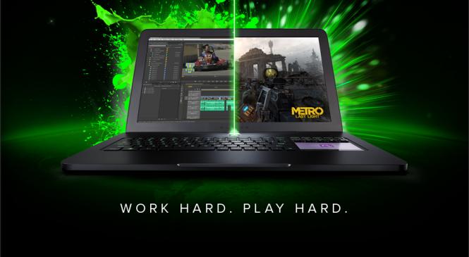 Razer Blade Pro : Un monstre portable qui fait fonctionner les jeux gourmands