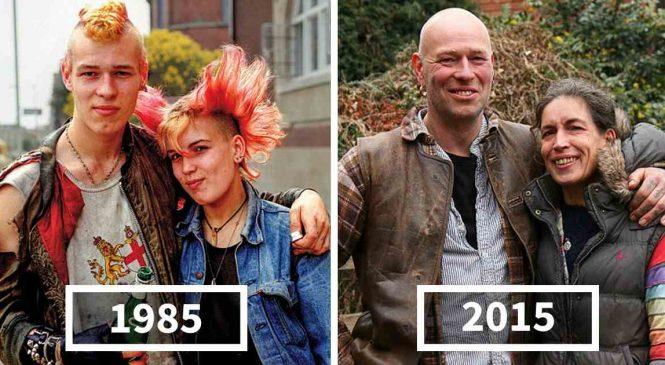 Un photographe retrouve les gens qu'il a pris en photos il y a plus de 30 ans pour reproduire leurs photos