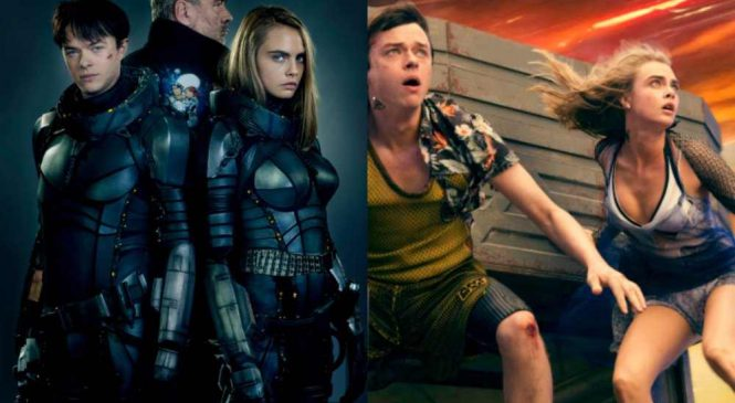 Valerian : Merci à Luc Besson de nous proposer des films français de science-fiction