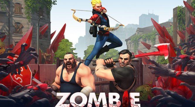 Zombie Anarchy : Un jeu iOS et Android pour les fans de Walking Dead