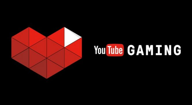 Youtube Gaming est disponible en France
