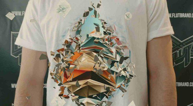 Arthefuture.com : Un t-shirt capable de se transformer grâce à la réalité augmentée