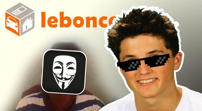 Il a hacké les escrocs et les arnaqueurs sur Leboncoin