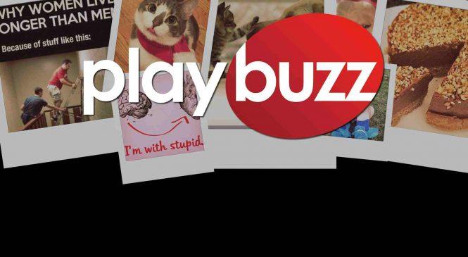 Playbuzz.com : Créer un quizz ou un test de personnalité en ligne