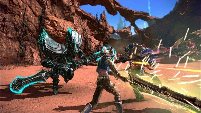 Tera : Un MMORPG gratuit avec des combats dynamiques est disponible sur Steam