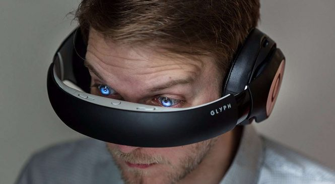 Avegant Glyph : Un casque audio innovant qui se transforme en casque VR