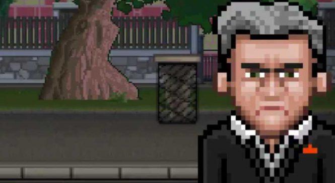 Fiscal Kombat : Le jeu de Jean-Luc Mélenchon est enfin disponible