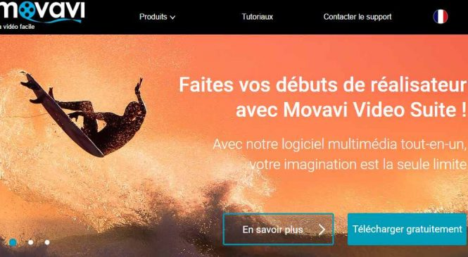 Movavi Video Suite : Un logiciel simple et facile d'accès pour créer des vidéos