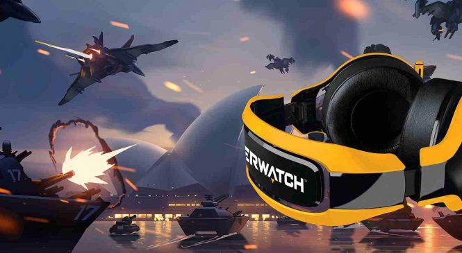 Razer ManO'War : Un casque pour les gamers Overwatch