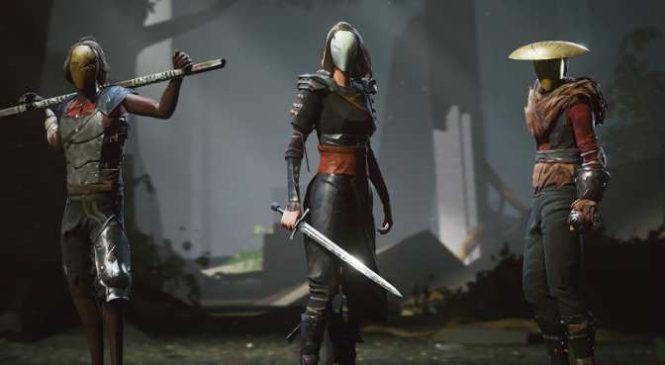 Absolver : Un MMORPG avec un système de combat époustouflant
